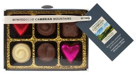 Image: Sarah Bunton Luxury Chocolates Box of 6