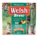 Image : Welsh Brew Tea Bags - 80 teabags