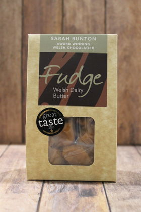 Image: Welsh Butter Fudge